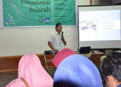 Timur Lawu, Komunitas Alumni Sejarah UNAIR Adakan Lokakarya Visualisasi Sejarah